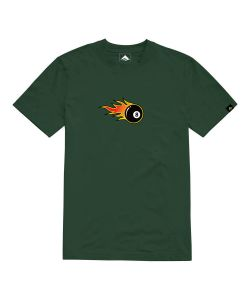 Emerica Speed Ball Dark Green Αντρικό T-Shirt