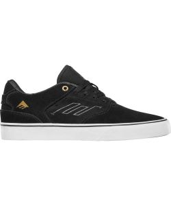 Emerica The Reynolds Low Vulc Black Gold White Αντρικά Παπούτσια
