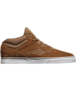 Emerica Westgate Mid Vulc Brown White Men's Shoes