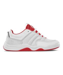 Es Evant White Red Men's Shoes