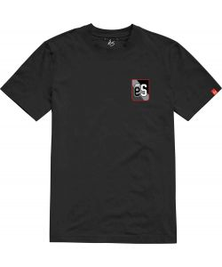 Es Rogan Black Men's T-Shirt