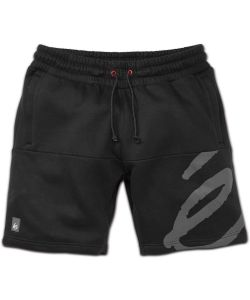 Es Split Black Men's Short
