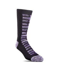 Etnies Arrow Tech Sock Black Purple Κάλτσες