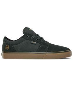 Etnies Barge Ls Green/Gum Men's Shoes