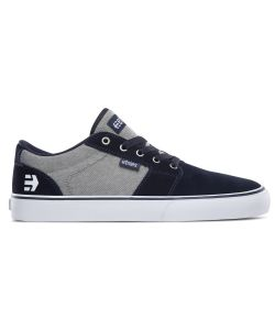 Etnies Barge Ls Navy Grey Silver Αντρικά Παπούτσια