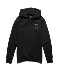 Etnies Breakers Black Pullover Men's Hoodie