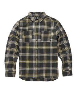 Etnies Burnside Black Brown Men's Jacket
