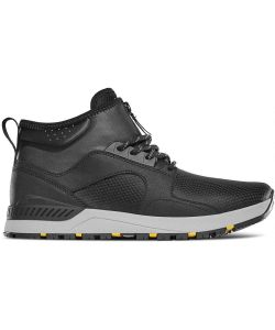 Etnies Cyprus Htw X 32 Black Grey Yellow Men's Shoes