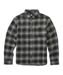 Etnies Deadbeat Black Grey Olive Men's Jacket