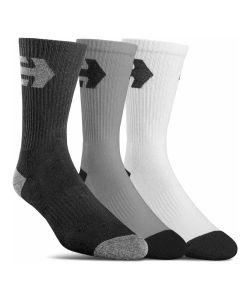 Etnies Direct 2 3 Pack Assorted Κάλτσες