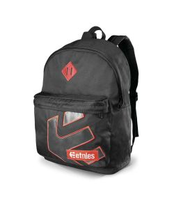 Etnies Essential Black Backpack