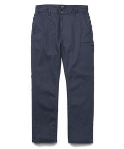 Etnies Essential Straight Chino Dark Navy Αντρικό Παντελόνι