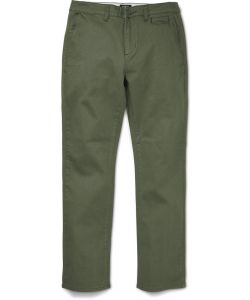 Etnies Essential Straight Chino Military Men's Pants