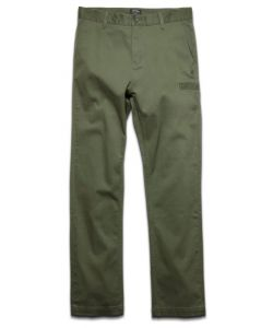ETNIES ESSENTIAL STRAIGHT CHINO OLIVE ΠΑΝΤΕΛΟΝΙ
