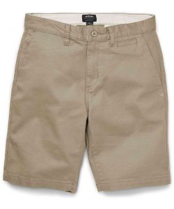 Etnies Essential Straight Slim Chino Khaki Men's Short