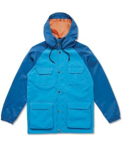 Etnies Eta Nomad Parka Blue Men's Jacket