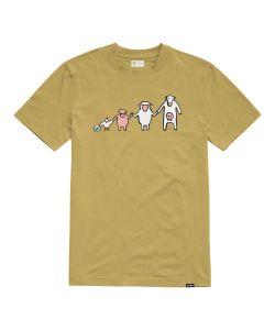 Etnies Family Mustard Men's T-Shirt