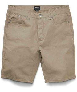 Etnies James 5 Pocket Slim  Khaki Men's Short
