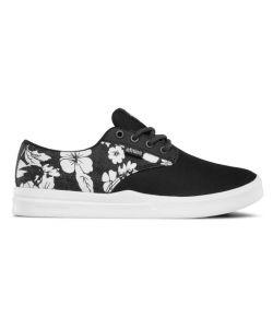 Etnies Jameson Sc Black/Aloha Women's Shoes