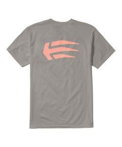 Etnies Joslin Grey Pink Men's T-Shirt