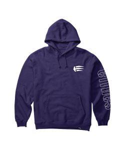 Etnies Joslin Purple Men's Hoodie