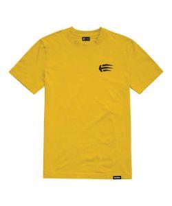 Etnies Joslin Yellow Men's T-Shirt