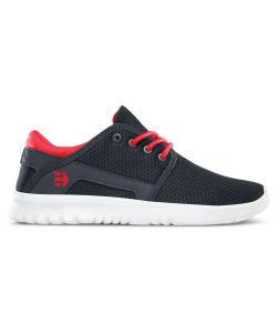Etnies Kids Scout Navy/Red Παιδικά Παπούτσια