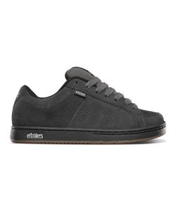 Etnies Kingpin Dark Grey Black Men's Shoes