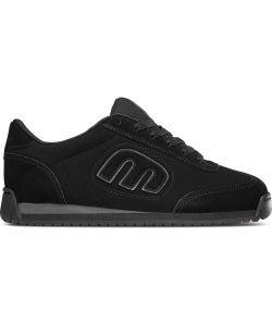 Etnies Lo-Cut Ii Black Raw Men's Shoes