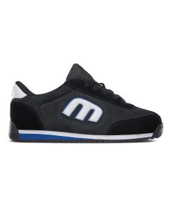 Etnies Lo-Cut Ii Ls Black Charcoal Blue Men's Shoes