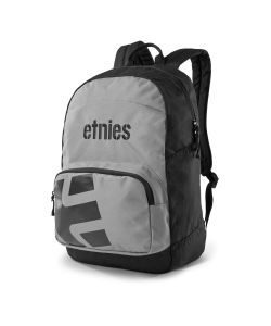 Etnies Locker Black Grey Backpack