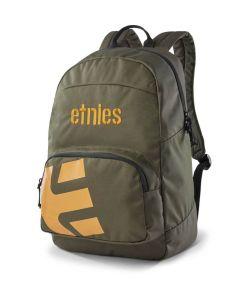 Etnies Locker Green/Orange Σακίδιο Πλάτης