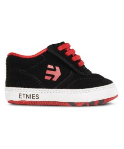 ETNIES MARANA CRIB BLACK/RED/WHITE  TOODLERS SHOES