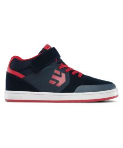 ETNIES MARANA MT NAVY/RED/WHITE KIDS SHOES