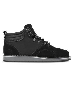 Etnies Polarise Black/Grey Men's Shoes