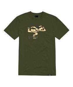Etnies Push Military Men's T-Shirt