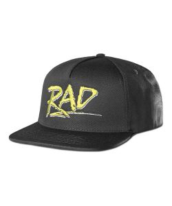 Etnies Rad Snapback Black Καπέλο