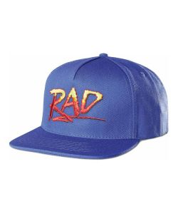 Etnies Rad Snapback Royal