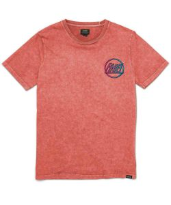 ETNIES RETRO RUST T-SHIRT