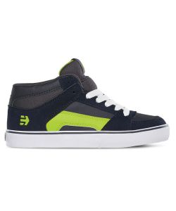 ETNIES RVM VULC DARK NAVY KIDS SHOES