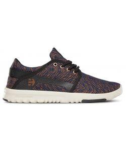 Etnies Scout  Black Brown  Women Shoes