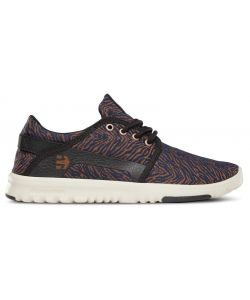 Etnies Scout Black/Brown Γυναικεία Παπούτσια