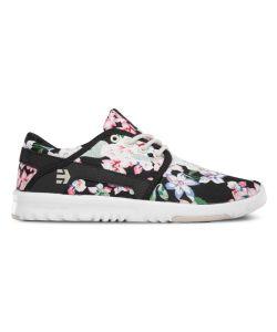 Etnies Scout Black/Floral Women's Shoes