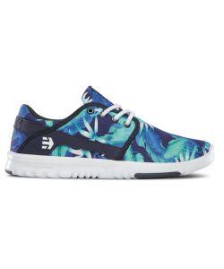 Etnies Scout Blue/White/Navy Women's Shoes