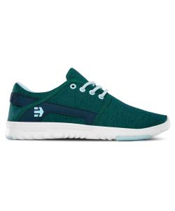 Etnies Scout Green/Heather Women's Shoes