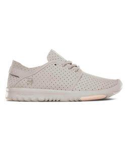 Etnies Scout Light Grey/Pink  Women's Shoes