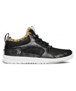 Etnies Scout Mt Black/Grey/White Women's Shoes