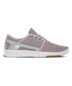 Etnies Scout Pink/White/Grey Women's Shoes