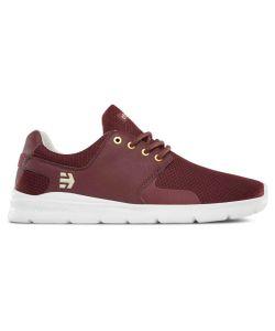 Etnies Scout Xt Burgundy Men's Shoes