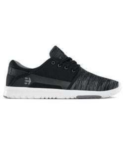 Etnies Scout Yb Black/Grey Men's Shoes